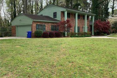 373 Parkwood Way Jonesboro, GA 30236