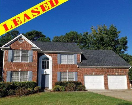 4147 Spring Hill Lane Kennesaw, Georgia 30144