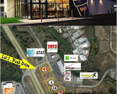 Lot 2 Noah Drive Jasper, GA 30143