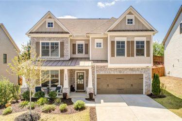 1806 Grand Oaks Drive Woodstock, GA 30188