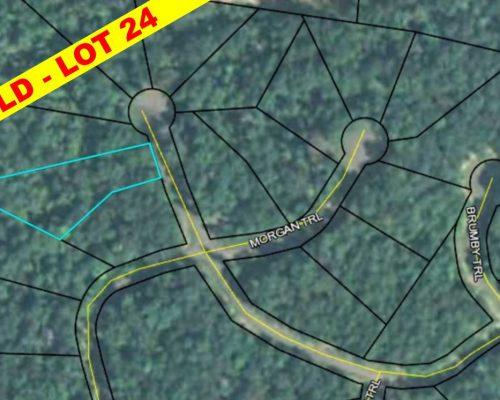 24 Appaloosa Drive Ellijay, GA 30540