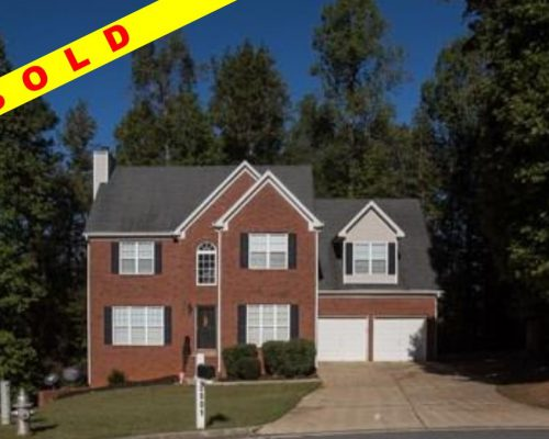 5801 Rutland Lane Powder Springs, GA 30127